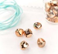 Craft bells with eyelet matt & glossy assorted |...