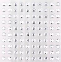 Schmucksteine | 100 Stück | Größe: 6 mm |...