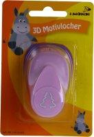 3D Motiovlocher klein (5) Tanne | Größe: ca....