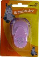 3D Motiovlocher klein (6) Engel | Größe: ca....