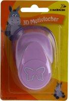 3D Motivlocher groß (2) Schmetterling |...