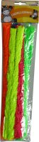Chenille stems assorted neon colors | 10 pieces | length:...