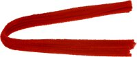 Chenille stems | color: red | 15 pieces | length: 50 cm |...