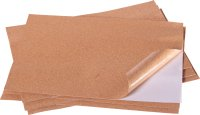 Cork sheet | 6 pieces | thickness: 1 mm | size: 21 × 29...