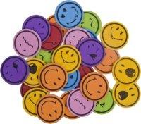 Lustige Gesichter aus Moosgummi | Motive & Farben...